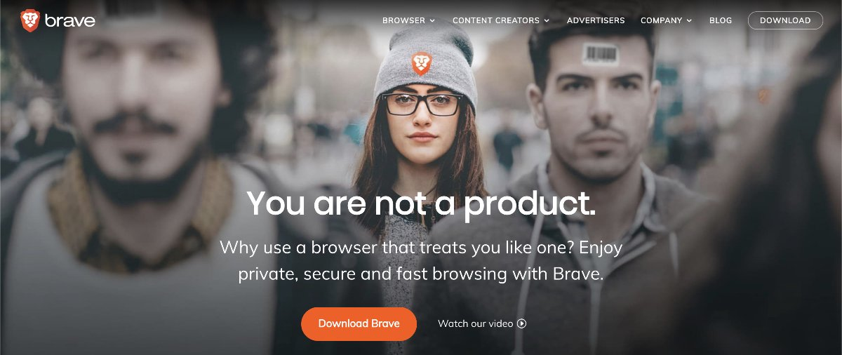 get paid to view ads with the brave browser