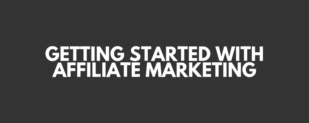 how to make money with affiliate marketing in 2019