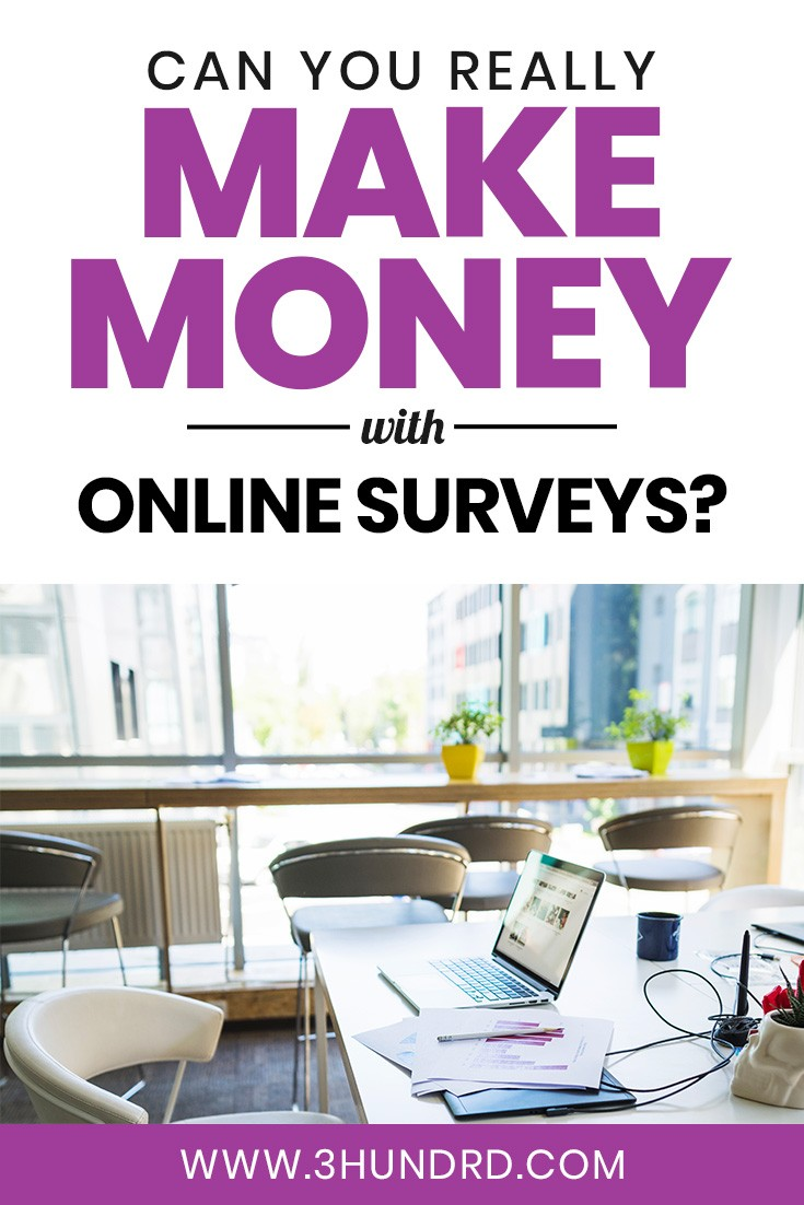 can you make money with surveys