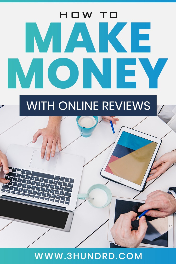 how to make money with online reviews