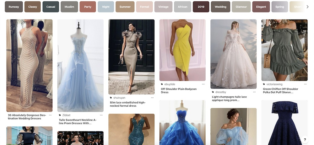 get traffic to your fashion blog on pinterest