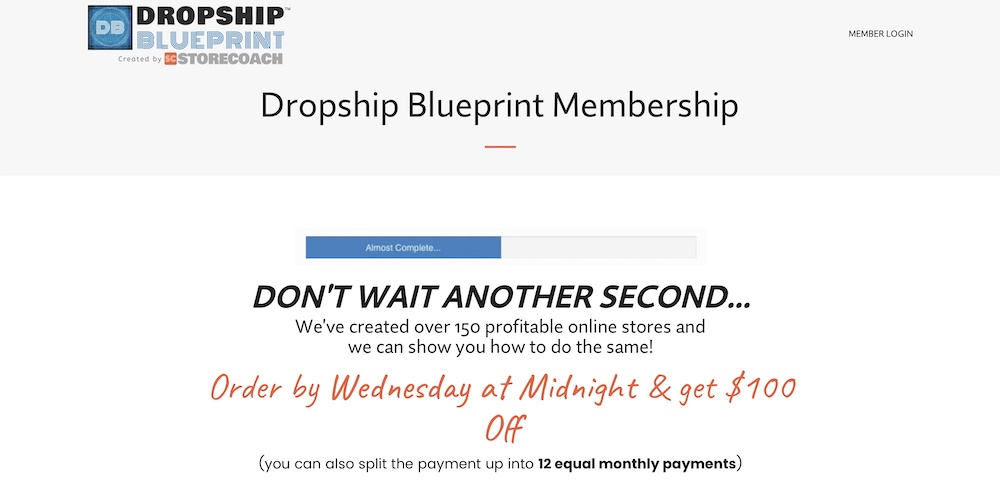 the dropship blueprint user review