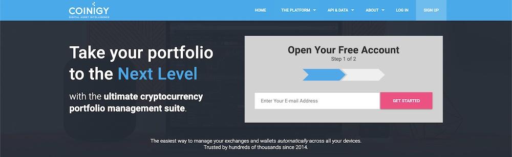coinigy affiliate program