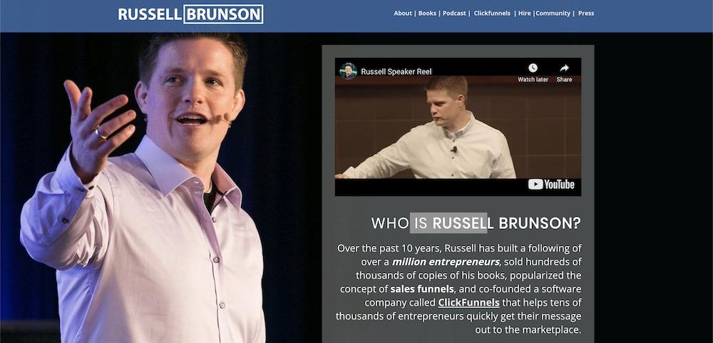 russel brunson