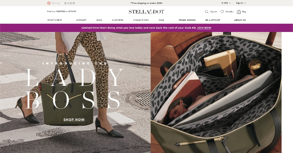what is stella and dot