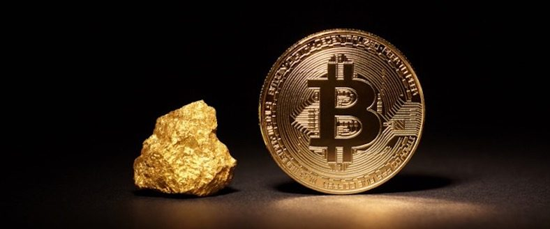 should you buy bitcoin or gold