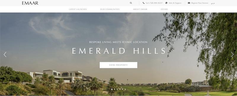 Emaar Properties affiliate programs