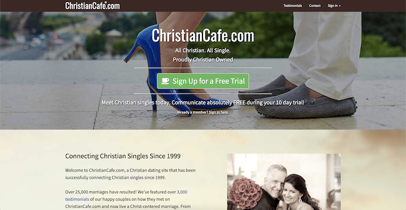 christian dating affiliate program