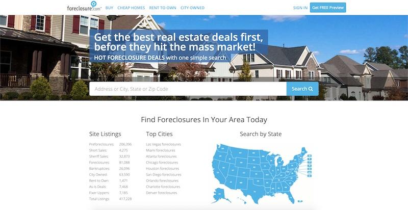foreclosure affiliate program