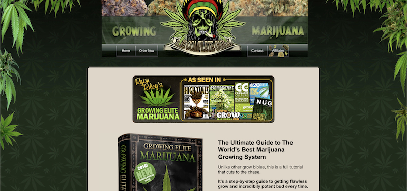 how to grow weed affiliate program