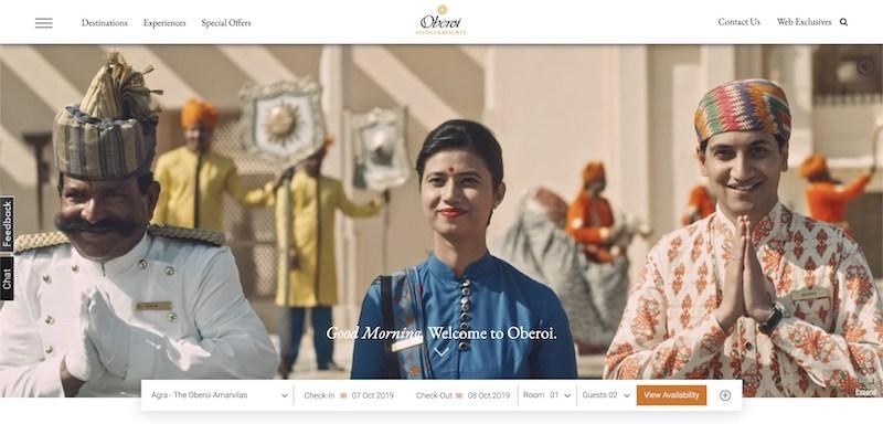 oberoi luxury hotels affiliate program