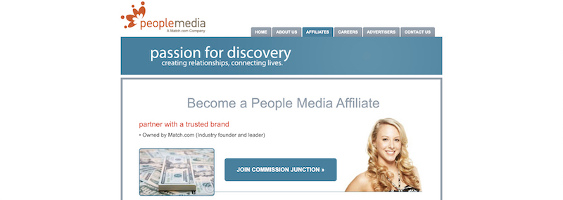 people media affiliate network