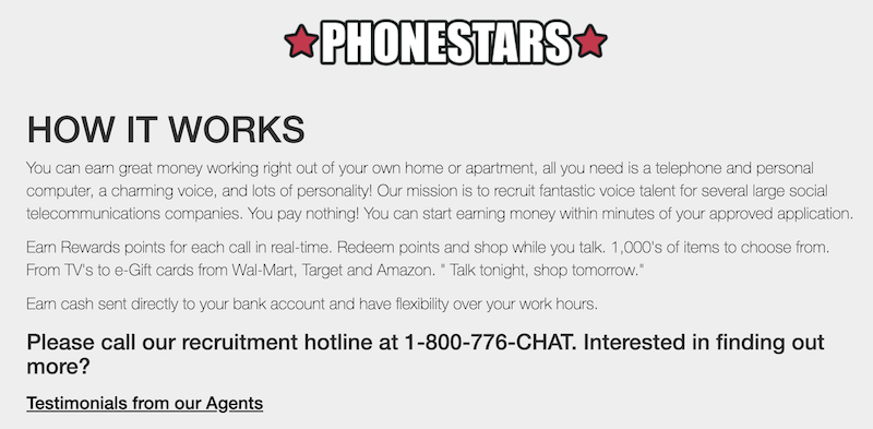 phonestars review