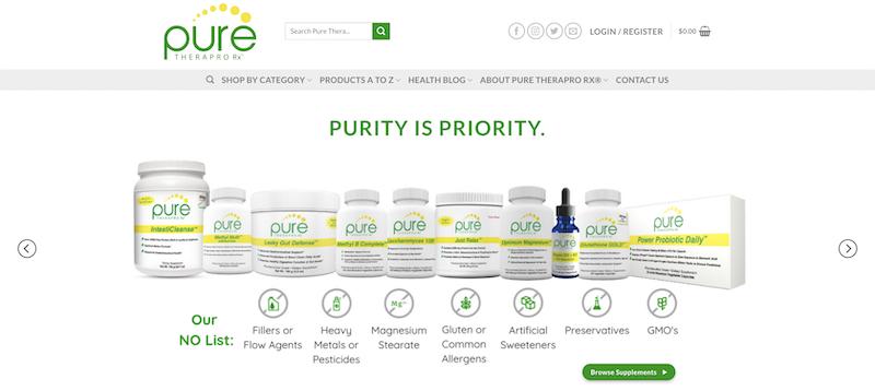 purethera affiliate program