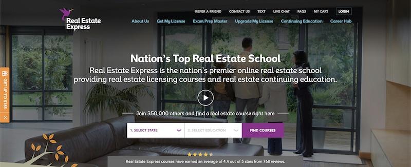 real estate express affiliate program