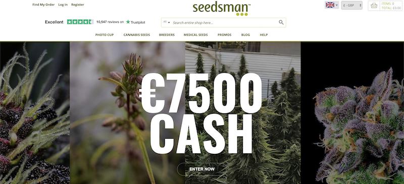 seedsman affiliate program