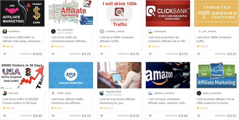 should you buy fake traffic from fiverr