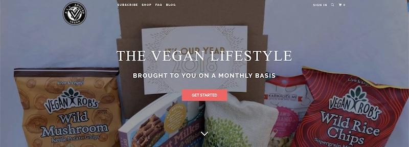 All Around Vegan affiliate program