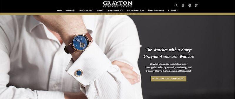 grayton affiliate program