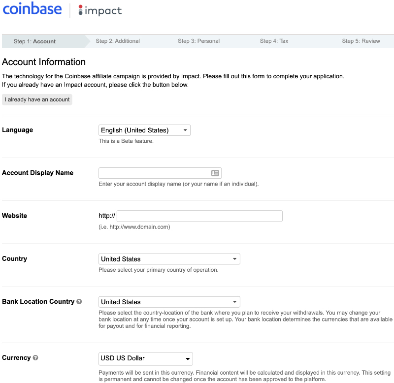 how to join coinbase