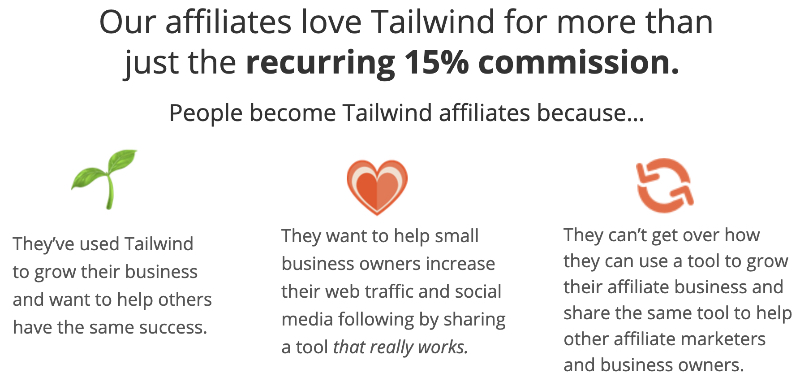 how to make money with tailwind