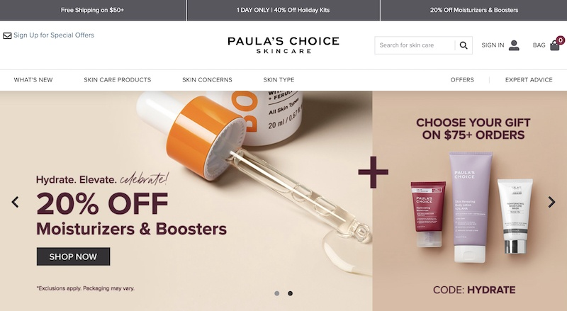 paulas choice affiliate program