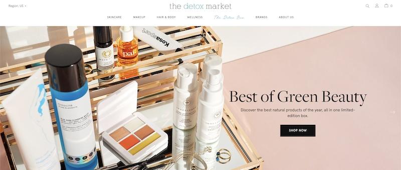 the detox market vegan cosmetics affiliate program