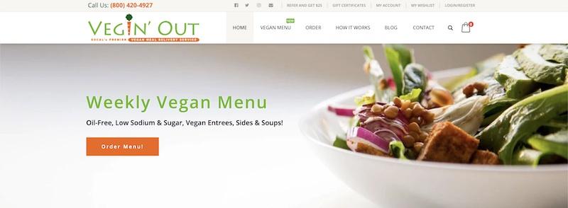 vegin out affiliate program