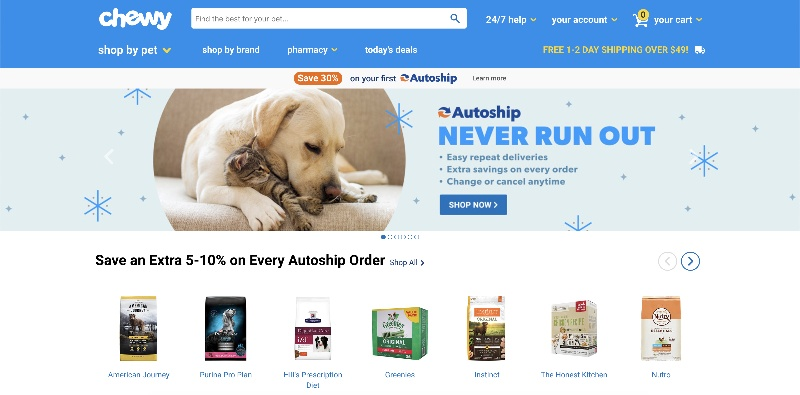 Chewy Affiliate Program Review