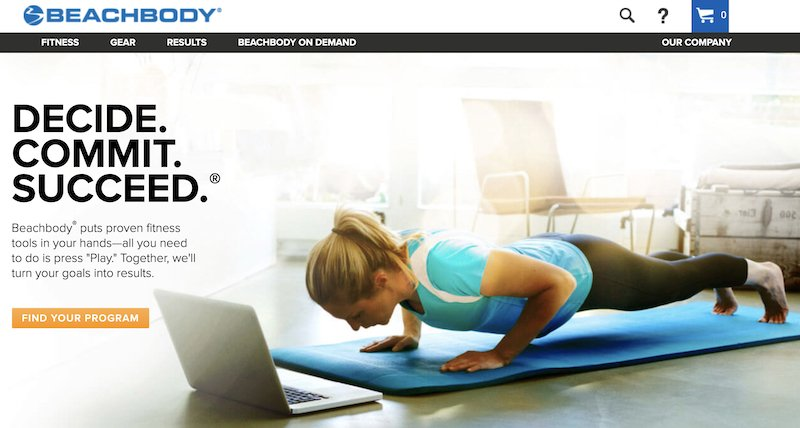 can you make money with beachbody