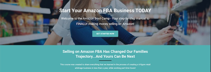 thesllingfamily amazon fba course