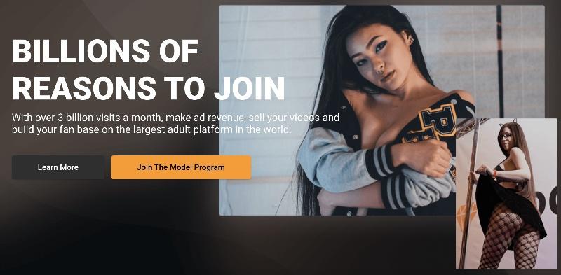 ModelHub affiliate program