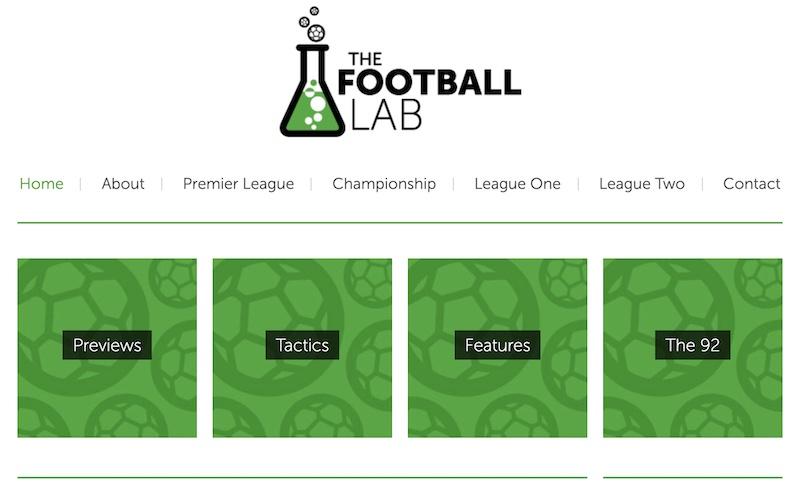 The Football Lab