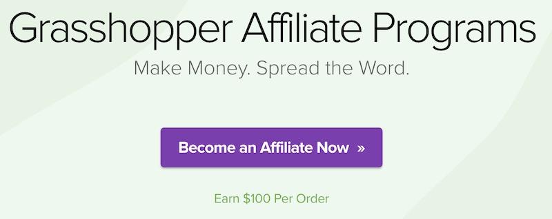 grasshopper affiliate program