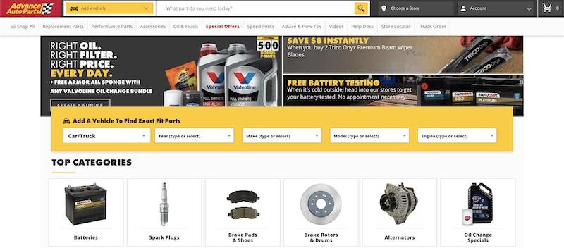 Advance Auto Parts affiliate program
