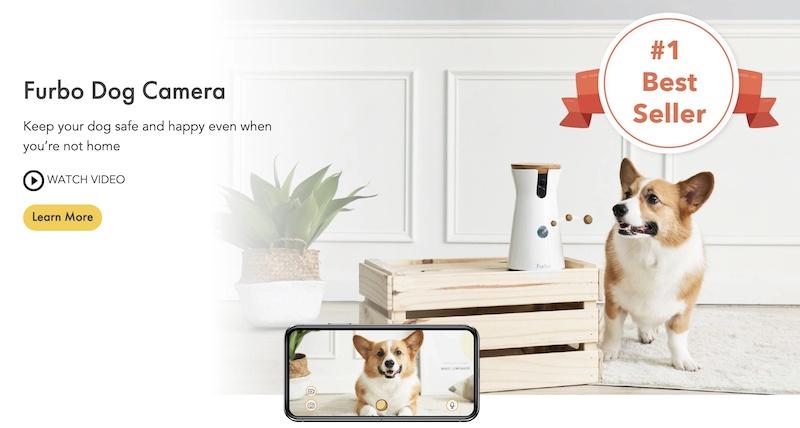Furbo Dog Camera affiliate program