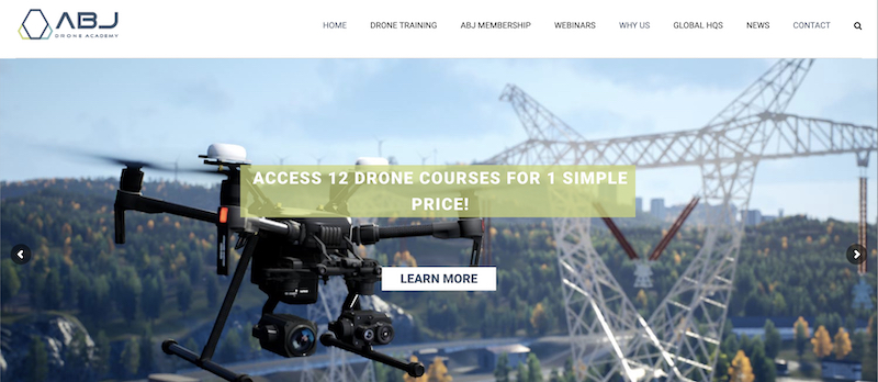 abj drone academy affiliate program