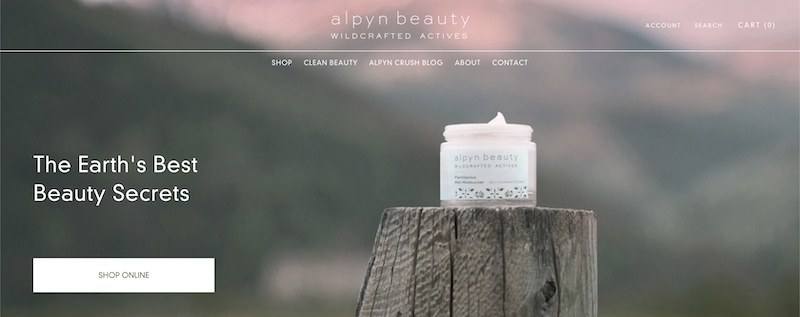 alpynbeauty affiliate program