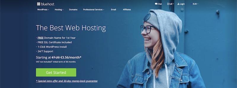 bluehost affiliate program
