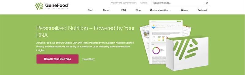genefood affiliate program