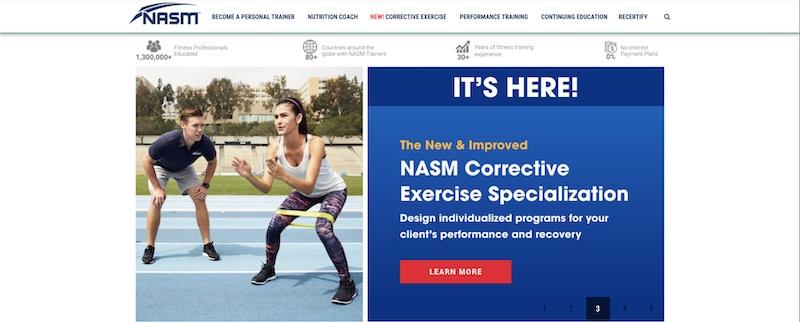 nasm fitness affiliate program