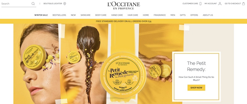 occitane affiliate program
