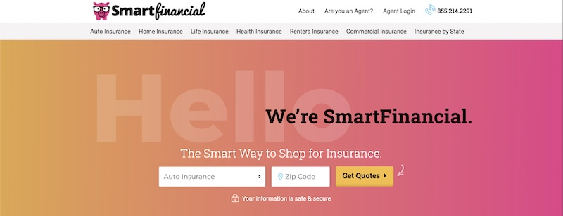 smartfinancial insurance affiliate program