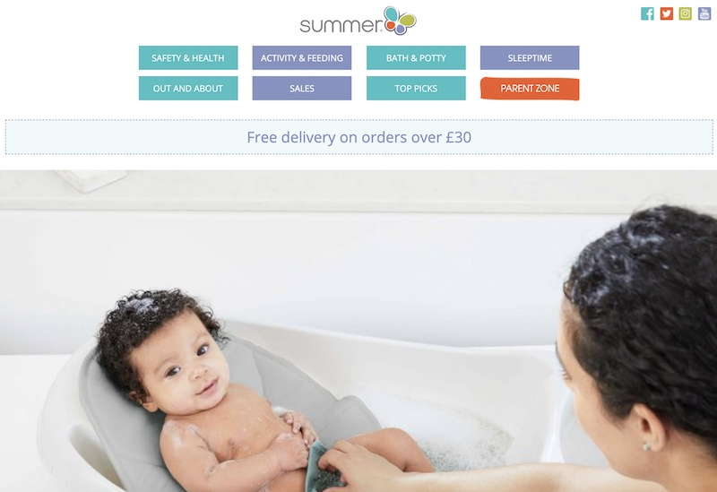 summerinfant affiliate program