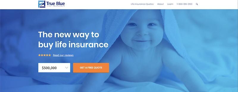 trueblue life insurance affiliate programs
