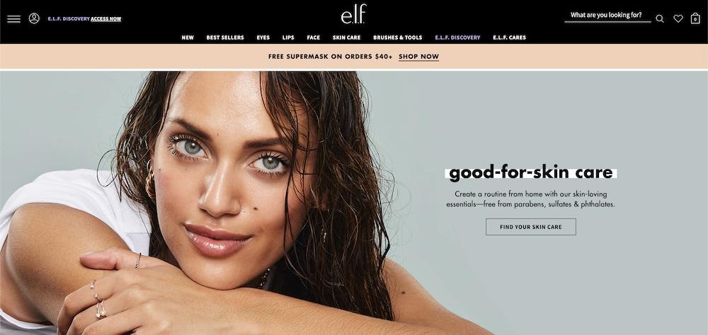 elf cosmetics affiliate program