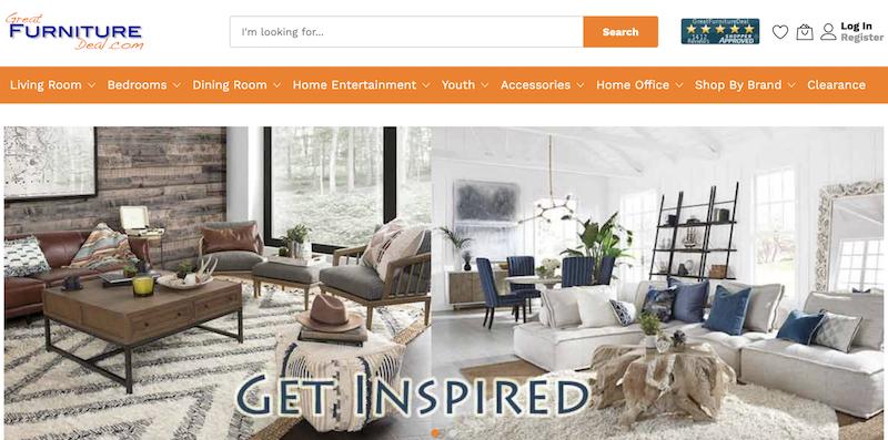 Great Furniture Deal Affiliate program