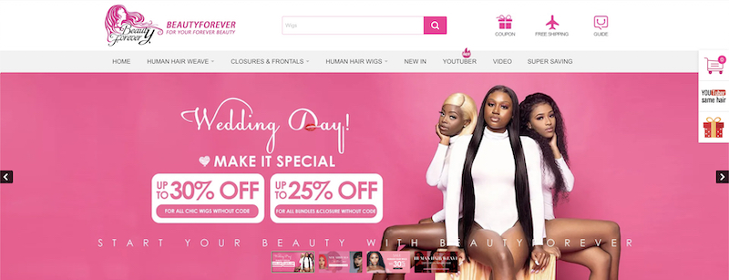 10 Hair Products Affiliate Programs For Flowing Commissions