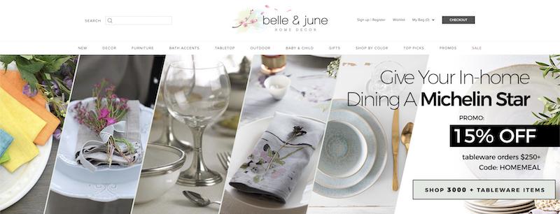 belle & june affiliate program