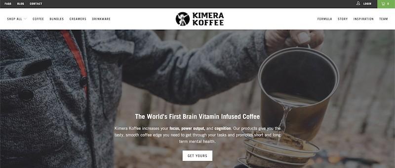 kimera koffee affiliate program